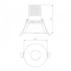 dimensiones spotty comfort 800x800