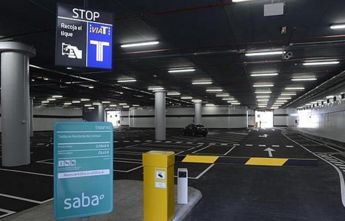 Parking SABA